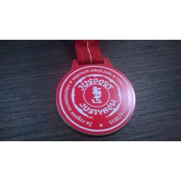 Medal laminat z grawerem