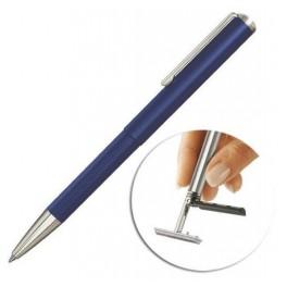 Długopis z Pieczątką HERI Styling Effect 3100 Niebieski w Etui grawer