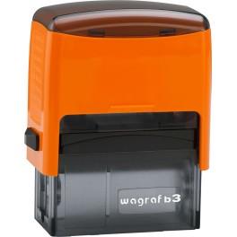 Pieczątka Wagraf b3s