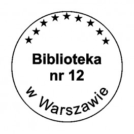 Pieczątka biblioteczna
