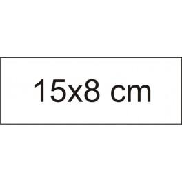 Tabliczka 12x7cm z grawerem