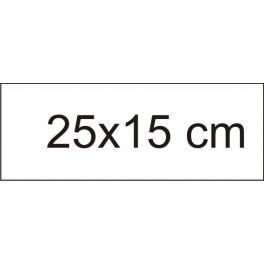 Tabliczka 18x8cm z grawerem