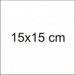 Tabliczka 15x15cm z grawerem