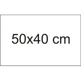 Tablica informacyjna z grawerem 50x40cm