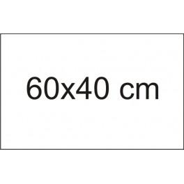 Tablica informacyjna z grawerem 60x40cm