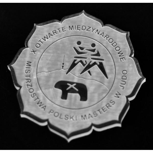 medal z grawerem