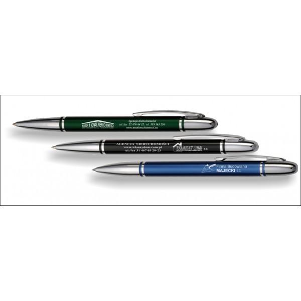 Długopis z grawerem.