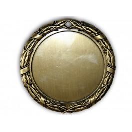 Medal złoty Argo z grawerem w laminacie