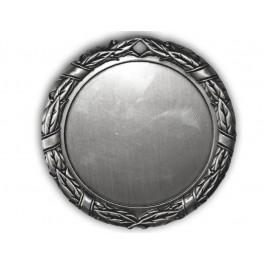 Medal srebrny Argo z grawerem w laminacie