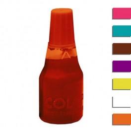 Tusz COLOP w kolorach niestandardowych 25ml