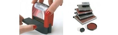 Wkłady tuszujące do pieczątek automatycznych