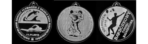 Medale z grawerem
