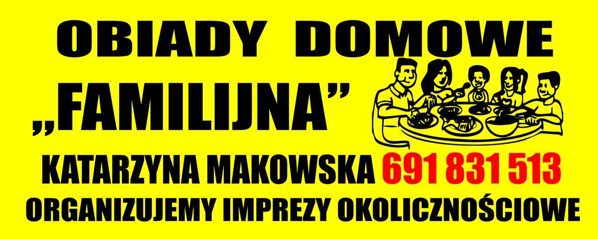 Baner reklamowy Andrespol