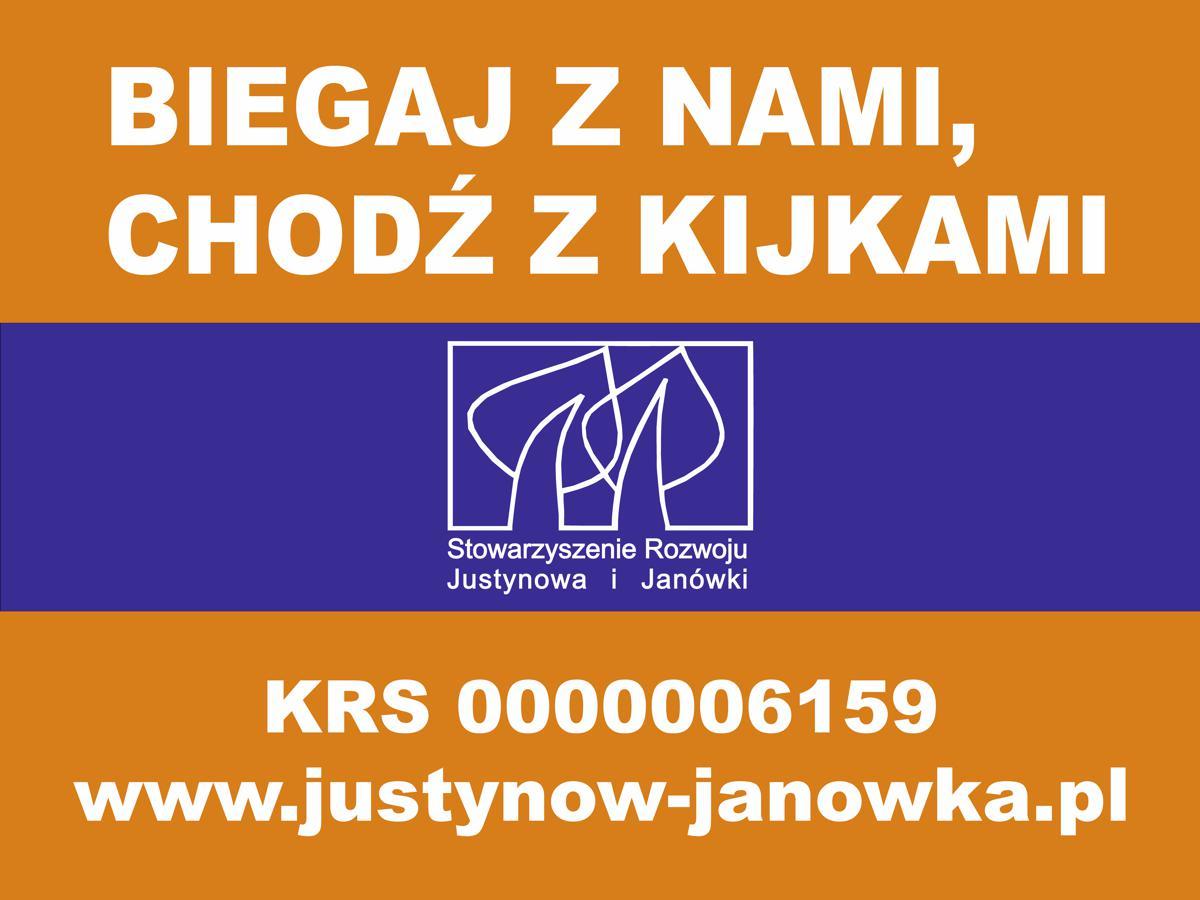 Baner reklamowy Justynów